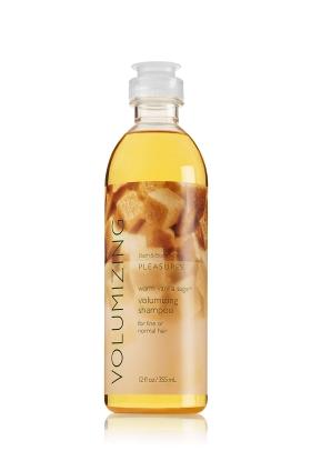 Volumizing Shampoo-Warm Vanilla Sugar