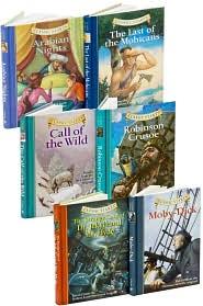 Boy Books Set – Classic Starts Series