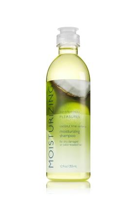 Moisturizing Shampoo-Coconut Lime Verbena