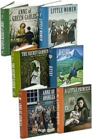 Girl Books Set – Sterling Unabridged Classics